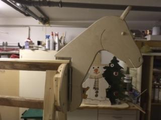 Holzpferd Basteln Holzpferd Holzpferd Bauen
