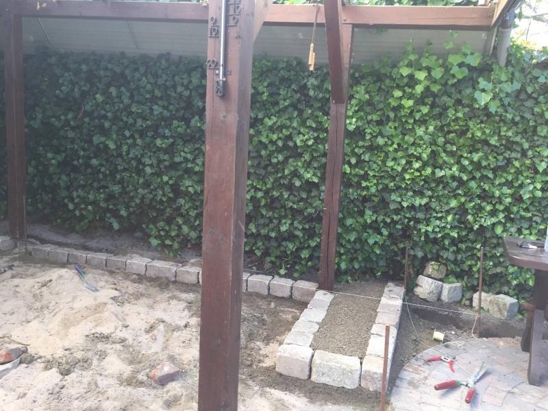 Fundament Für Außenküche : Projekt außenküche grillforum und bbq