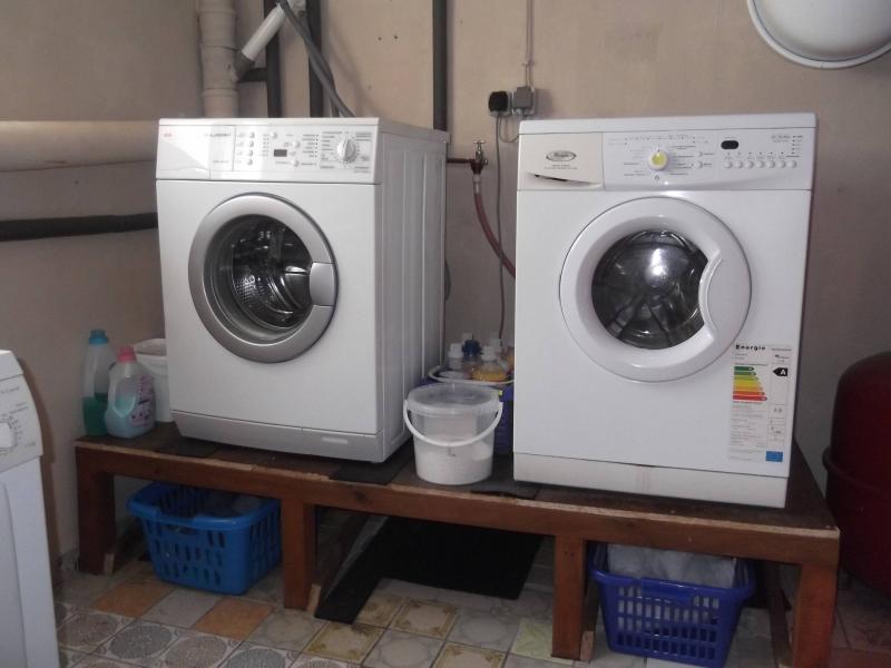 Podest für Waschmaschinen - Bauanleitung zum Selberbauen