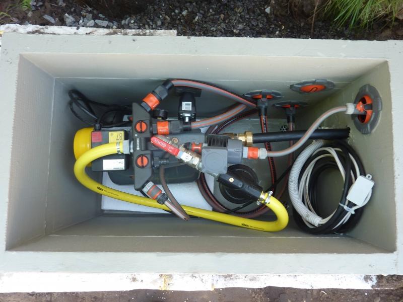 Schacht Für Brunnenpumpe Bauanleitung Zum Selberbauen 1 2 Docom