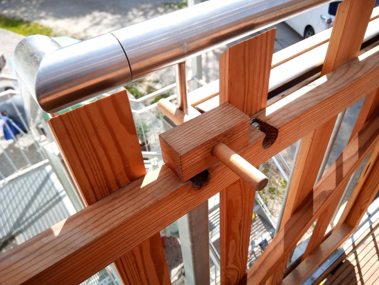 Schiebetor Fur Den Balkon Bauanleitung Zum Selberbauen 1 2 Do