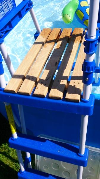 Poolleiter Für Die Kinder Modifizieren Mini Projekt Bauanleitung