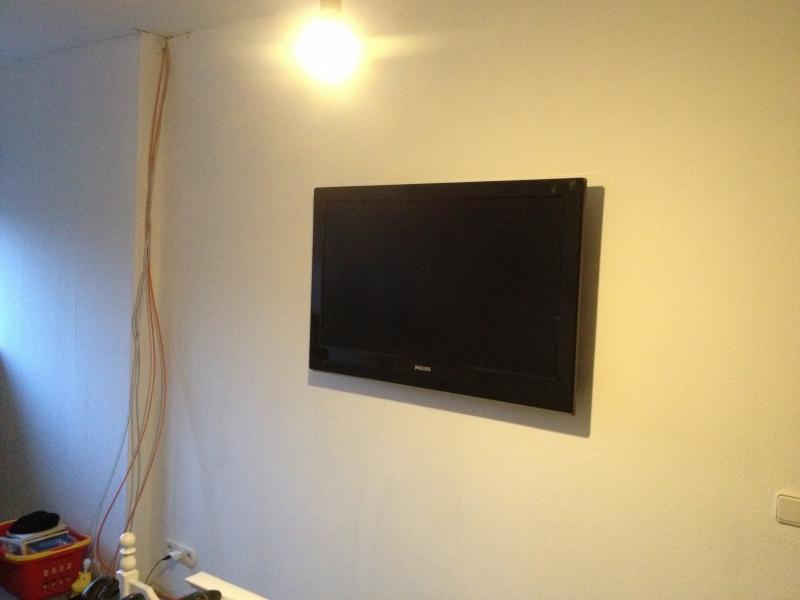 Beliebt TV-Wandhalter Eigenbau (French Cleat) - Bauanleitung zum MP51