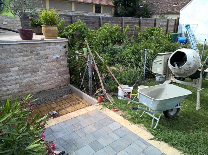 duschplatz mit solardusche bauanleitung zum selberbauen 1 2 deine heimwerker community. Black Bedroom Furniture Sets. Home Design Ideas