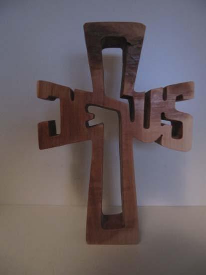 Taufkreuz Ein Geschenk Zur Taufe Bauanleitung Zum