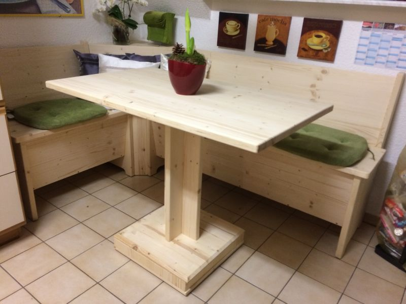Eckbank Mit Tisch Bauanleitung Zum Selberbauen 1 2 Docom