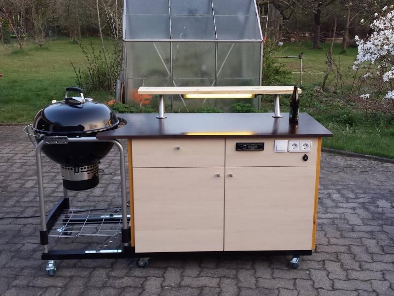Weber Outdoor Küchen : Outdoor küche marleenenhof bispingen pension