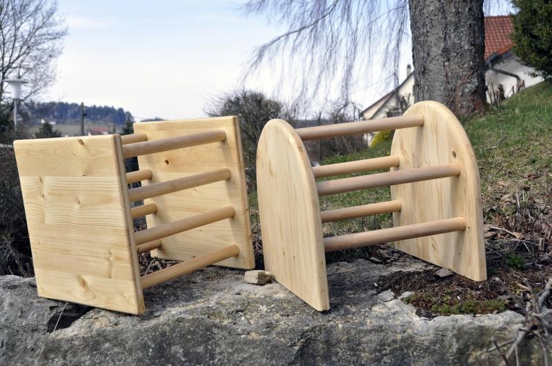 Kletterbogen Pikler Selber Bauen : Rutsch schaukelbrett zu kletterbogen etsy