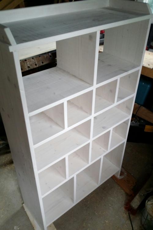 schrank oder regal mit der flachd belfr se herstellen bauanleitung zum selberbauen 1 2 do. Black Bedroom Furniture Sets. Home Design Ideas
