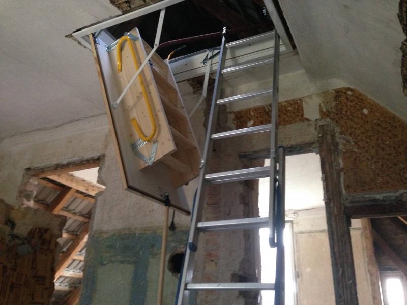 Häufig Bodenluke/Bodentreppe einbauen - Bauanleitung zum Selberbauen - 1 AK07