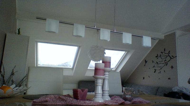 Holzkonstruktion Fur Lampen Baldachin Bei Dachschrage Bauanleitung