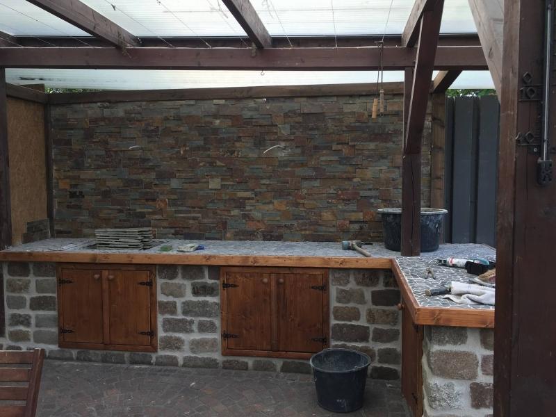 Türen Für Außenküchen : Aussenküche & terrasse bauanleitung zum selberbauen 1 2 do.com