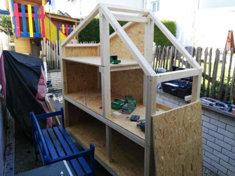 wachtelstall bauanleitung zum selberbauen 1 2. Black Bedroom Furniture Sets. Home Design Ideas