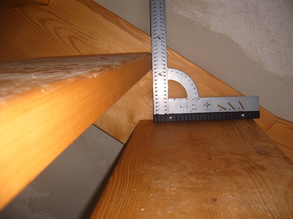 halbgewendelte treppe selber bauen