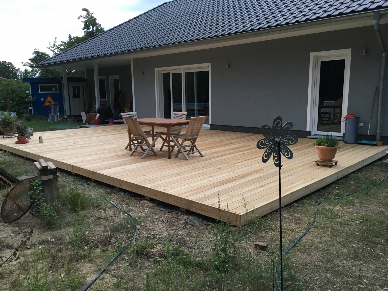 Terrasse bauen   Bauanleitung zum Selberbauen   211 21 do.com   Deine ...