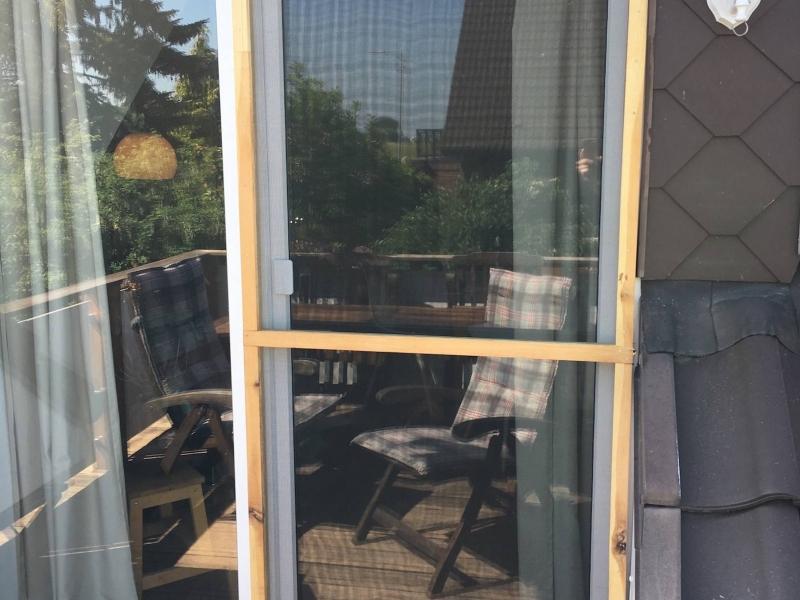 diy fliegen insektenschutzt r bauanleitung zum selberbauen 1 2 deine heimwerker. Black Bedroom Furniture Sets. Home Design Ideas