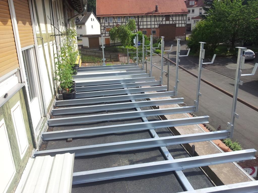 Favorit Balkonbau - Bauanleitung zum Selberbauen - 1-2-do.com - Deine EV89