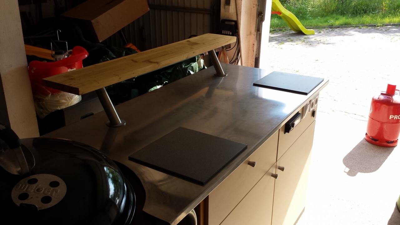 Sommerküche Bauanleitung : Outdoor küche bauanleitung zum selberbauen 1 2 do.com deine