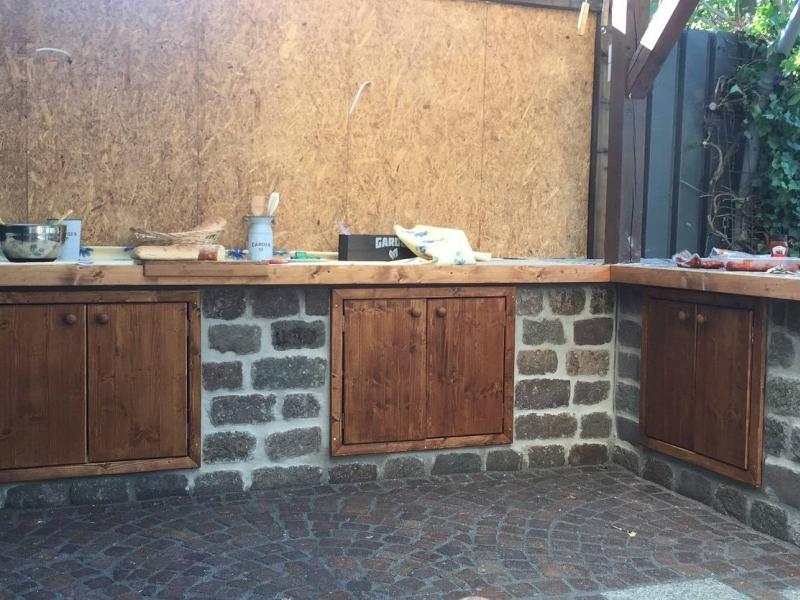 Türen Für Außenküche : Außenküche selber bauen gute ideen und wichtige tipps in
