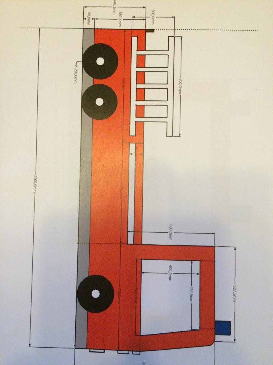 Feuerwehrbett Bauanleitung Zum Selberbauen 1 2 Do Com