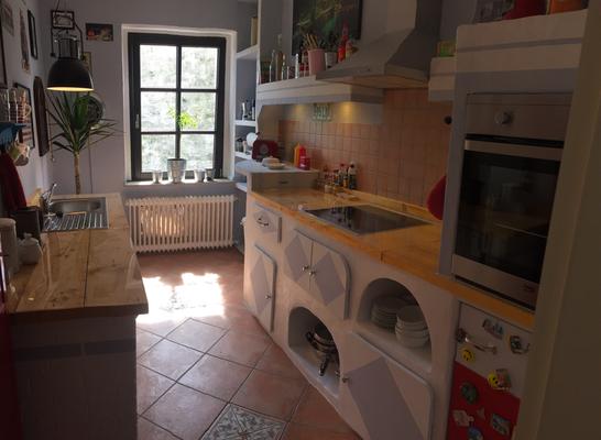 Küche - kostengünstig und kreativ - Bauanleitung zum ...