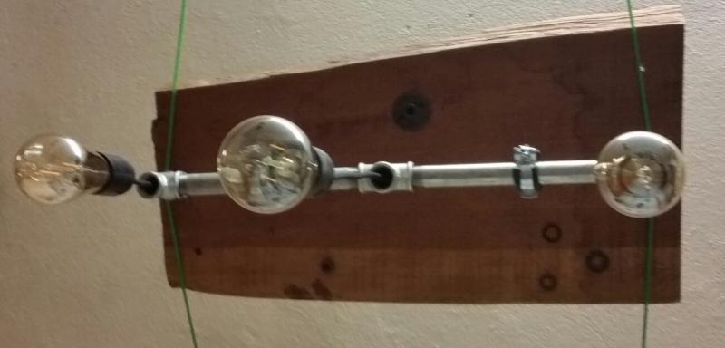 Deckenlampe Vintage Industrie Look Bauanleitung Zum Selberbauen