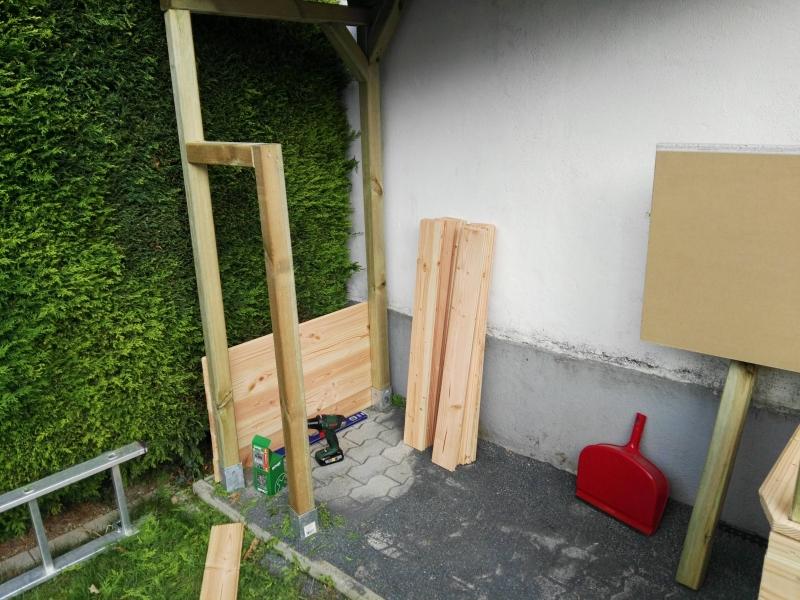 Sommerküche Bauanleitung : Sommerküche mit hochbeet bauanleitung zum selberbauen 1 2 do.com