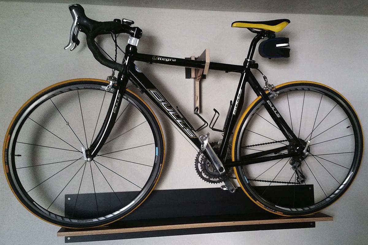 Fahrrad Wandhalterung Bauanleitung Zum Selberbauen 1 2 Do Com