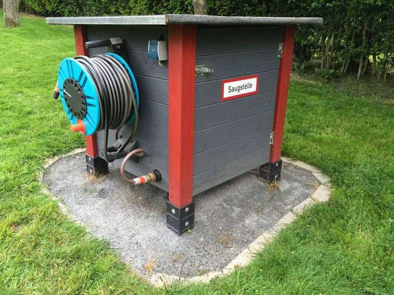 Brunnenbau Gartenhydrant Bauanleitung Zum Selberbauen 1 2 Do