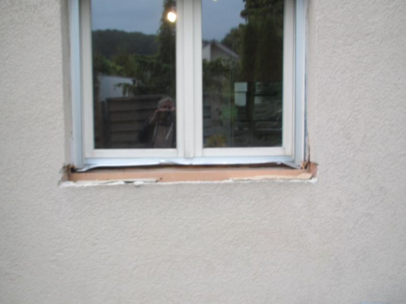 Fensterbänke entfernen für den Einbau neuer Fenster - Bauanleitung ...