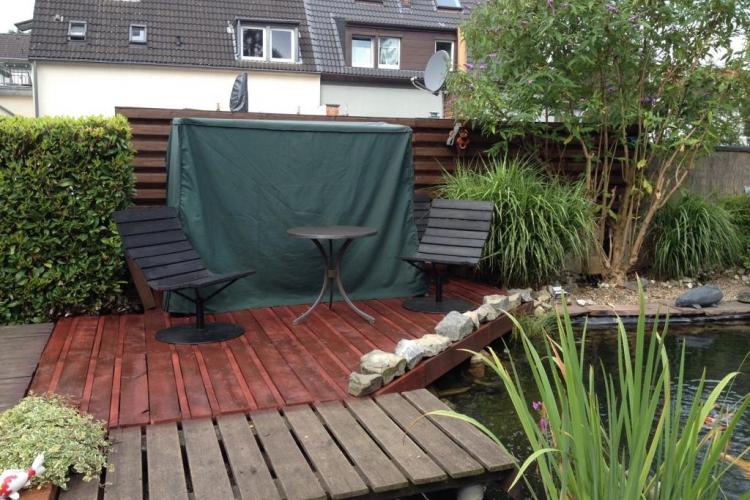 Terrasse aus europaletten bauanleitung zum selberbauen 1 2 deine heimwerker community - Europaletten terrasse ...