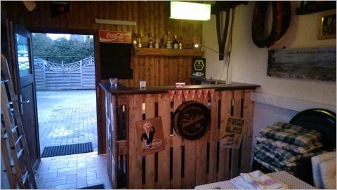 Bar Fur Partyraum Aus Paletten Bauanleitung Zum Selberbauen 1