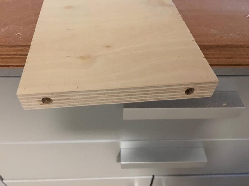 Hervorragend Regal für Stampin Up (R) Stempelkissen - Bauanleitung zum PX92