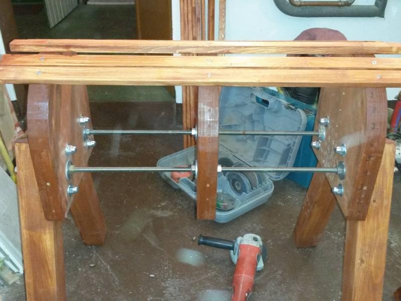 holzpferd bauanleitung zum selberbauen 1 2 deine heimwerker community. Black Bedroom Furniture Sets. Home Design Ideas