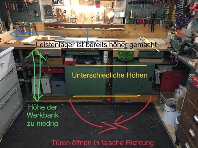 Gut bekannt Meine neue Werkbank - Bauanleitung zum Selberbauen - 1-2-do.com TL44