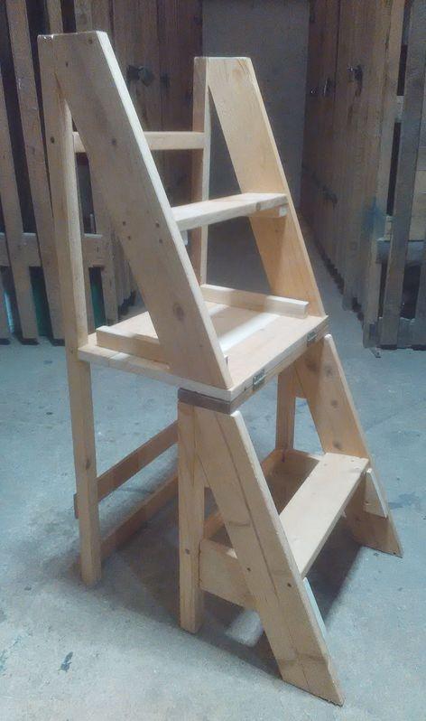 Deine 2 Selberbauen 1 Leiter Stuhl Bauanleitung Und Dcxboe Zum W8knxn0op