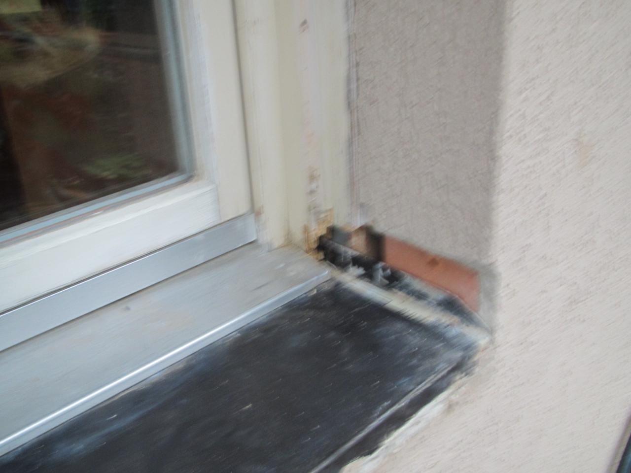 Top Fensterbänke entfernen für den Einbau neuer Fenster - Bauanleitung GE94