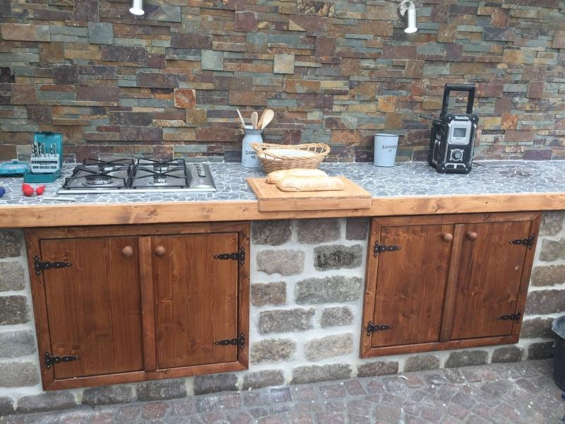 Fundament Für Außenküche : Die bbqpit outdoorküche u außenküche bbqpit grillrezepte