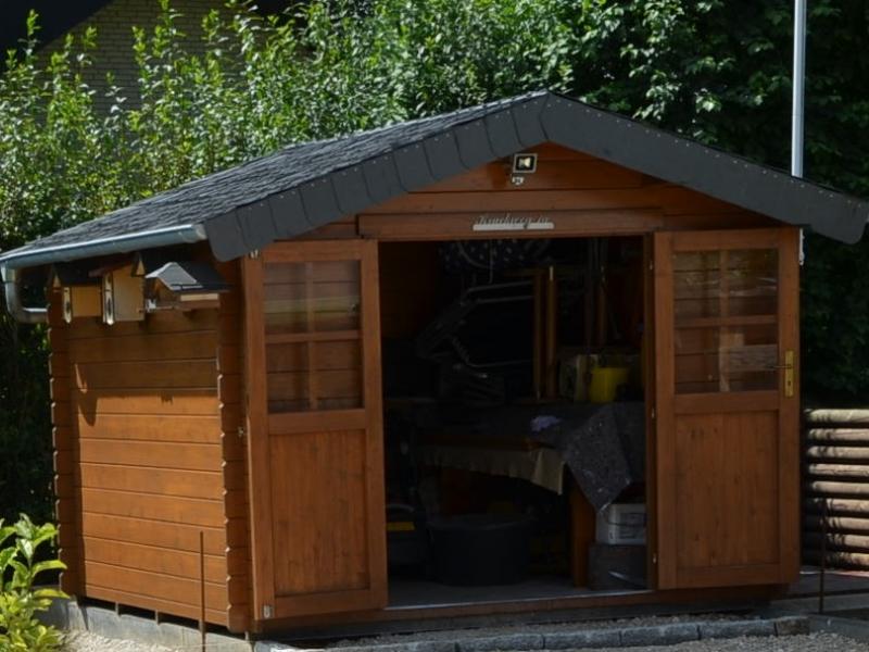 Diy gartenhaus anleitung gartenhaus spielhaus diy selber - Diy gartenhaus ...