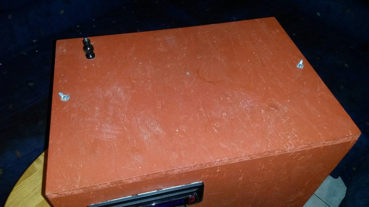 Musikbox Für Unterwegs Mobile Musikanlage Bauanleitung Zum