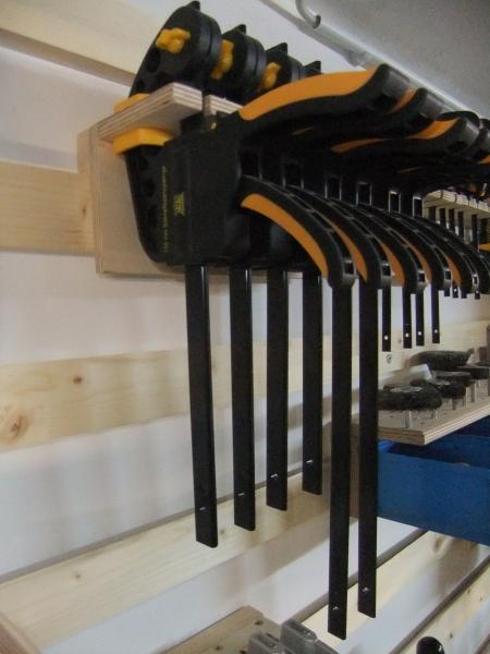werkzeughalter f r french cleat system bauanleitung zum selberbauen 1 2 deine. Black Bedroom Furniture Sets. Home Design Ideas