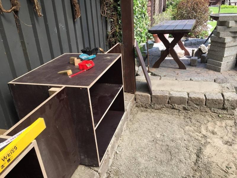 Fundament Für Außenküche : Fundamente selbst