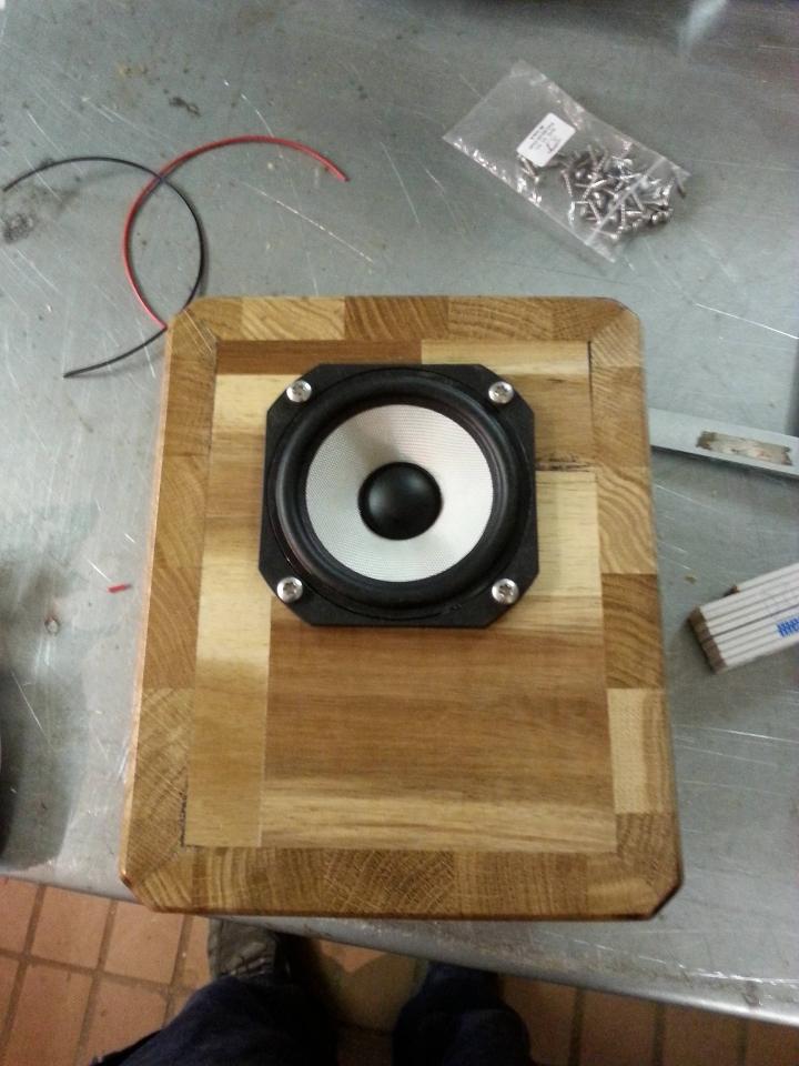 Super Lautsprecher eigenbau - Bauanleitung zum Selberbauen - 1-2-do.com GC42