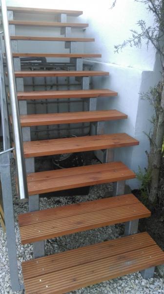 Treppenstufen Aussentreppe Bauanleitung Zum Selberbauen 1 2 Do Com Deine Heimwerker Community