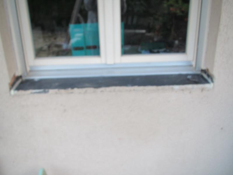 Super Fensterbänke entfernen für den Einbau neuer Fenster - Bauanleitung KH11