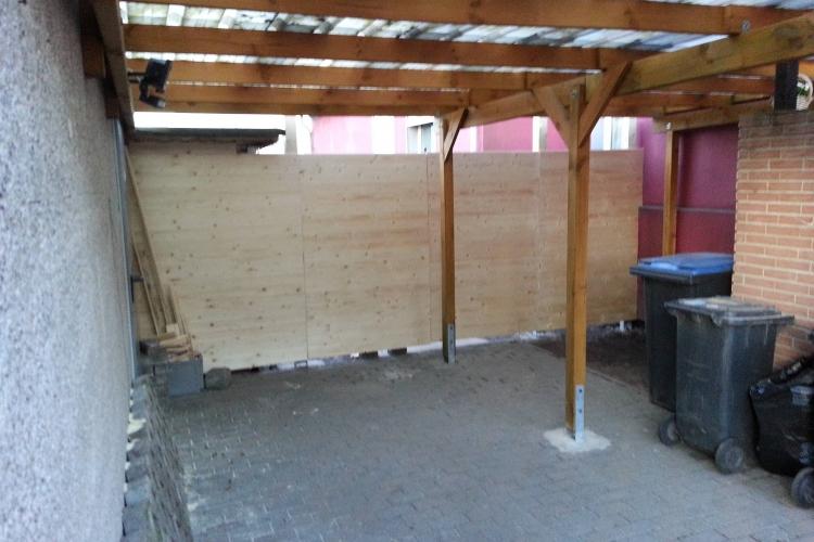 Neues gartentor bauanleitung zum selberbauen 1 2 deine heimwerker community - Bauanleitung gartentor ...