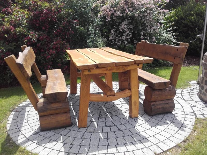 Gartenmobel Bank Tisch Bauanleitung Zum Selberbauen 1 2 Do Com