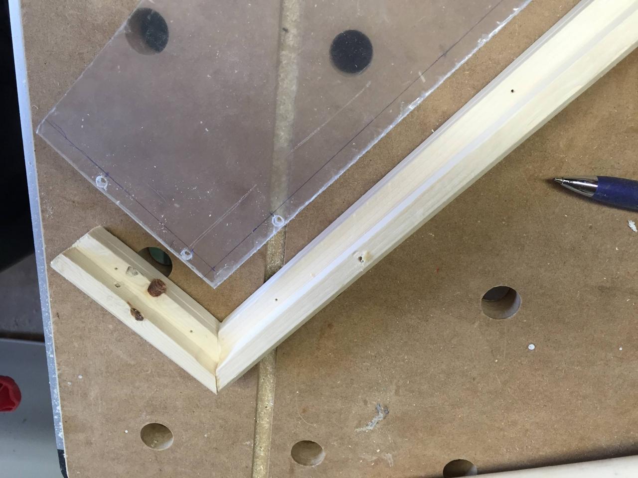 Fenster Selber Bauen Plexiglas