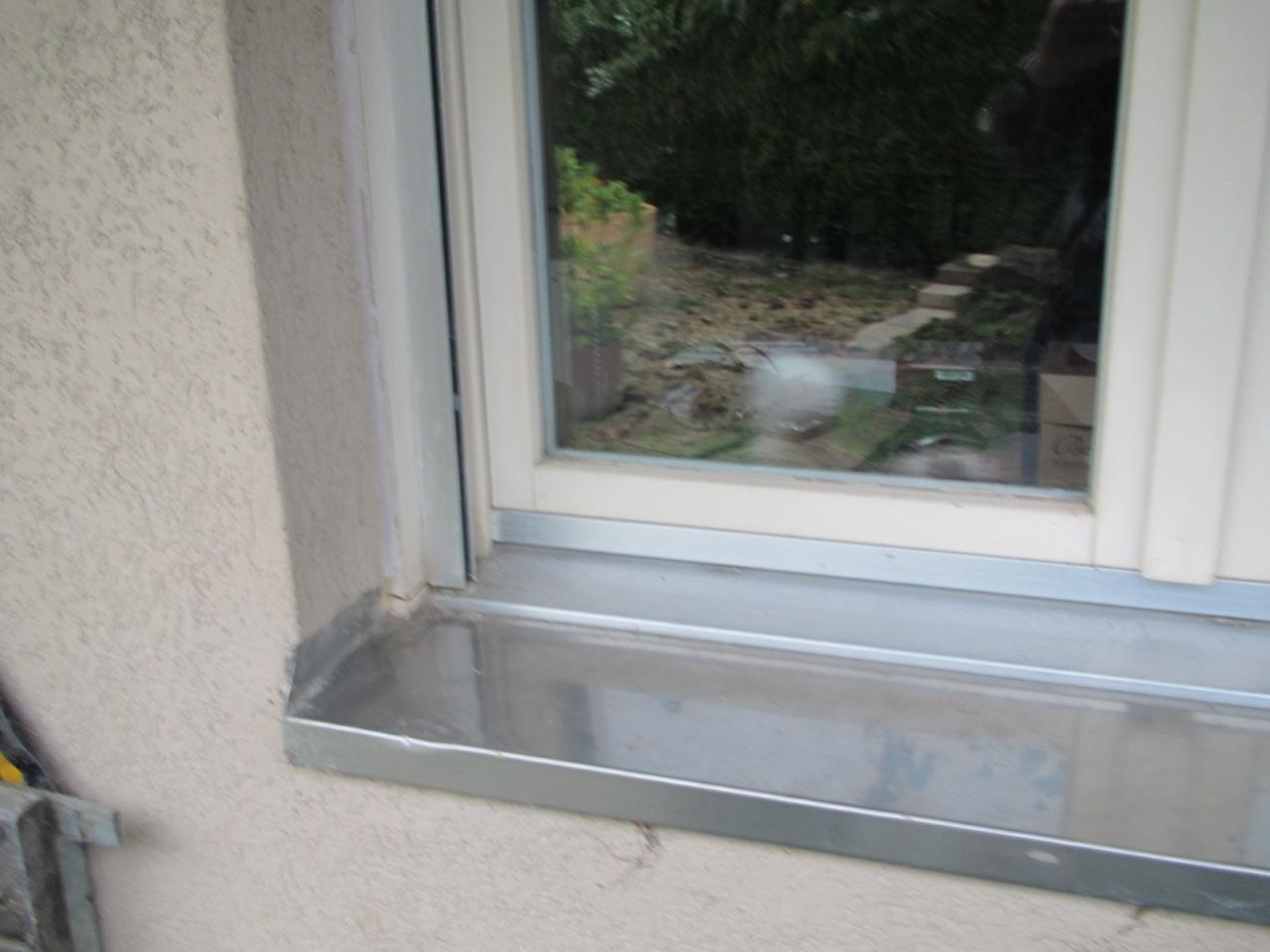 Super Fensterbänke entfernen für den Einbau neuer Fenster - Bauanleitung LA62