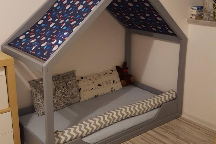 Hausbett Bodenbett Bauanleitung Zum Selberbauen 1 2 Do Com
